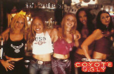 COYOTE UGLY - Lobby Cards Set + HUGE Cards - Tyra Banks Maria Bello Piper Perabo