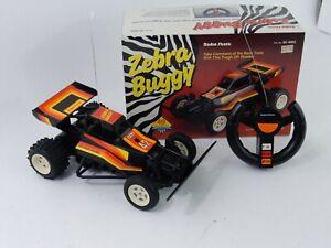 Radio Shack Zebra Buggy 60-4065 Nikko Turbo Panther w/Box - Functional