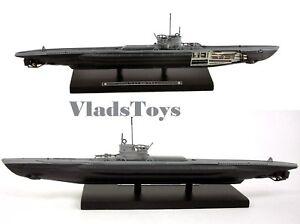 "Atlas submarines 1:350 Type VIID Submarine ""U-214"" Germany 1943 7169-108"