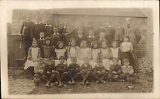 Fenny Stratford photo. School Group by Walford & Son, Fenny Stratford & Grimsby.