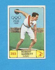 CAMPIONI dello SPORT 1968-69-Figurina n.393- GARRETT - USA -NEW