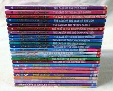 Lot 24 MARY KATE & ASHLEY OLSEN Series Books 16 NEW ADVENTURES 5 Two of a Kind +