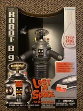 Nib-Lost in Space Robot B-9 1998 Trendmasters #31395 7.25� Excellent Condition