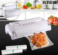 Maxkon Vacuum Food Saver Preservation Heat Sealer w/ Free Bag Roll
