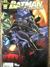Batman Legends 40 Featuring Red Hood, Robin, Catwoman, The Flamingo, Batwoman