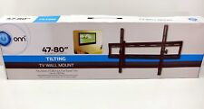 New Onn Onnmt1 47 to 80 130 lb Large Tilting Tv Wall Mount Ona16Tm009