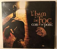 L'ham De Foc 'Cor De Porc' Import CD Justin Time Records (2006) Brand New - Rare