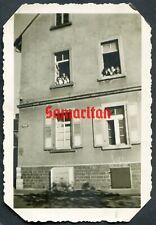 F14 Ww2 Original Photo Of German Wehrmacht Bdm Summer Camp House