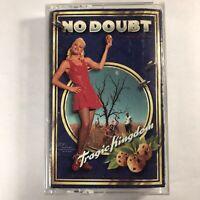 Tragic Kingdom by No Doubt (Cassette, Oct-1995, Interscope (USA))