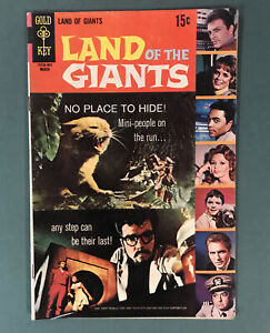 Land Of The Giants TV Series 1969 Gold Key Comic Book