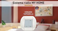 BTicino My Home LN4595 domotica tapparelle per Alexa e Google Home