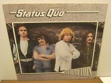 Now Hear This STATUS QUO British Phonograph Record Album LP