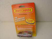 1986 MATCHBOX SUPERFAST #28 MB28 DODGE DAYTONA TURBO Z NEW MOC