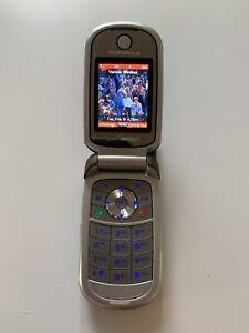 Motorola V series V325i - Gray (Verizon) Cellular Phone