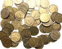 Frankreich - 100 Stück Münzen - 20 Francs 1950-1953 - Guiraud - Konvolut - LOT