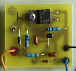 Soft-Key Keying Interface for SB-220/221, TL-922/A, DRAKE L-4/B