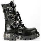 New Rock Boots Unisex Style 391 S1 Black UK