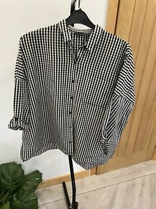 Zara Ladies Shirt Size Medium