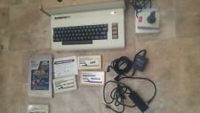Commodore VIC-20 The Personal Color Computer TESTED BOOTS Good Cond w Games Tape