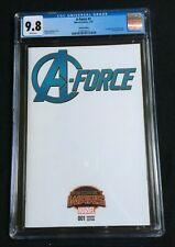 A-Force #1 Sketch Edition CGC 9.8 2138757017