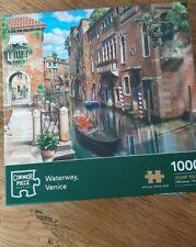 Waterway, Venice Jigsaw
