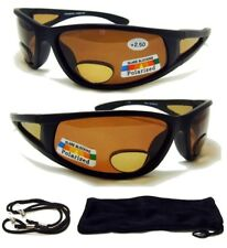f56c0d960492 2.50 Polarized BIFOCAL SunGlasses Mens Womens Sport Fishing Glasses Reading  250