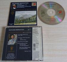CD THE ROYAL EDITION LEONARD BERNSTEIN NEW YORK PHILHARMONIC 18 TITRES 1992