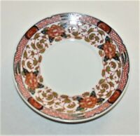 """Georges Briard Peony Authentic Repro. of 19th Cent Japanese 5-3/4"""" Saucer Plate"""
