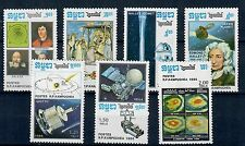 (W0985) CAMBODIA, 1986, SPACE, MI 783/89, SET, MNH/UM, SEE SCAN