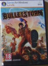 PC: BulletStorm. Original. Completo