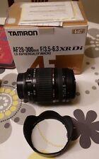 Tamron A20 28-300mm f/3.5-6.3 XR Di II VC LD si Lente A20 Nikon F Mount