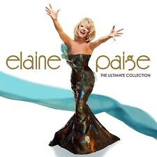 ELAINE PAIGE - The Ultimate Collection [ New & Sealed 2014 Rhino Hits CD  ]