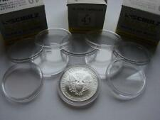 10 SCHULZ COIN CAPSULES FOR COINS SIZE 41 mm