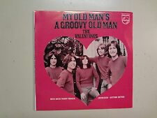 "VALENTINES:(Bon Scott Of AC/DC)My Old Man's A Groovy Old Man-Australia 7"" EP PCV"