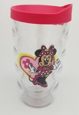 Disney Minnie Mouse Tervis Tumbler 10 oz With Pink Lid - Brand New - Coffee Cup