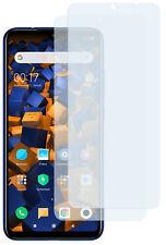 mumbi 2x Folie für Xiaomi Redmi Note 7 Schutzfolie klar Displayschutz Display
