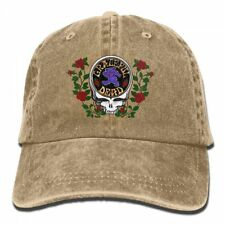 Unisex Grateful Dead Adjustable Baseball Hat