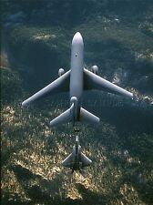 Military Air Plane Fighter Jet Usaf Kc10 Extensor Fa22 Raptor de arte cartel bb1169a