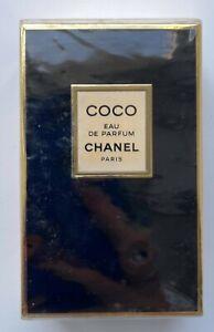 CHANEL COCO EAU DE PARFUM 50 ML 1.7 fl oz VINTAGE NO SPRAY SEALED BOX