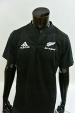 adidas New Zealand All Blacks Rugby Union 2010 Black Jersey SIZE L (adults)