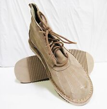 NEW OLIBERTE KUKO MEN'S SUEDE ANKLE LACE UP BOOTS SIZE 42