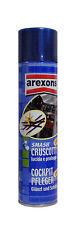 AREXONS SMASH LUCIDA E PROTEGGE CRUSCOTTI, PELLI, PLASTICA, GOMMA 400 ml.