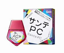 Sante PC Eye Drops for Computer/Smartphone Users 12ml Made in Japan Santen