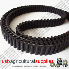 """WESTWOOD 42"""" CUT D/S CONTRA ROTATING CUTTING DECK TIMING BELT 6732 TRACTOR MOWER"""