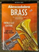 Abracadabra Brass Treble Clef
