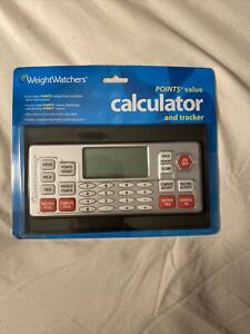 Weight Watchers Points Plus Calculator And Tracker In Case Rare
