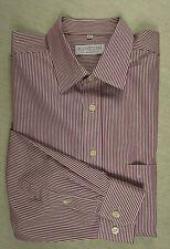 Gestreifte Seidensticker normale klassische Herrenhemden
