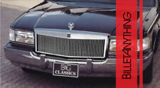 Low Profile Chrome Chrome Grille Fits Cadillac Fleetwood 1993 1994 1995 1996