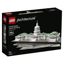 Lego Arquitectura 21030 DAS KAPITOL NUEVO EMBALAJE ORIGINAL MISB