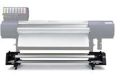 """Roland Eco Solvent Printer Take up Roller System Media Take-up Rewinder 64"""""""
